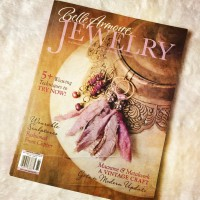 Published in Belle Armoire Jewelry Magazine...Again!!!