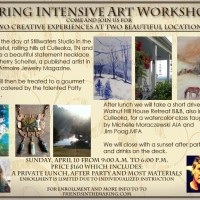 Upcoming Classes- Friends In The Making